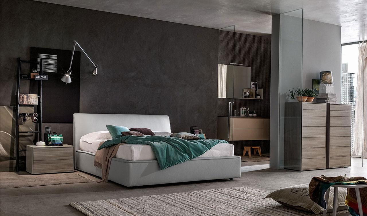 Camere da letto moderne - Arredo Ingross 3